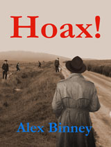 Hoax! by Alex Binney